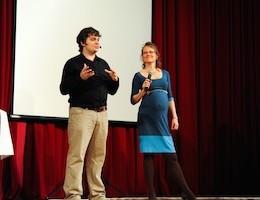 Marjánka 2013, Denisa Říha Palečková a Richard Vojík 2